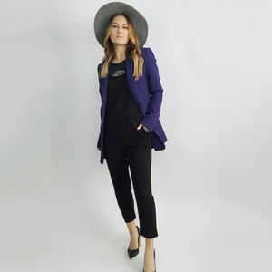 Theory Skinny Performance Tech Long Blazer